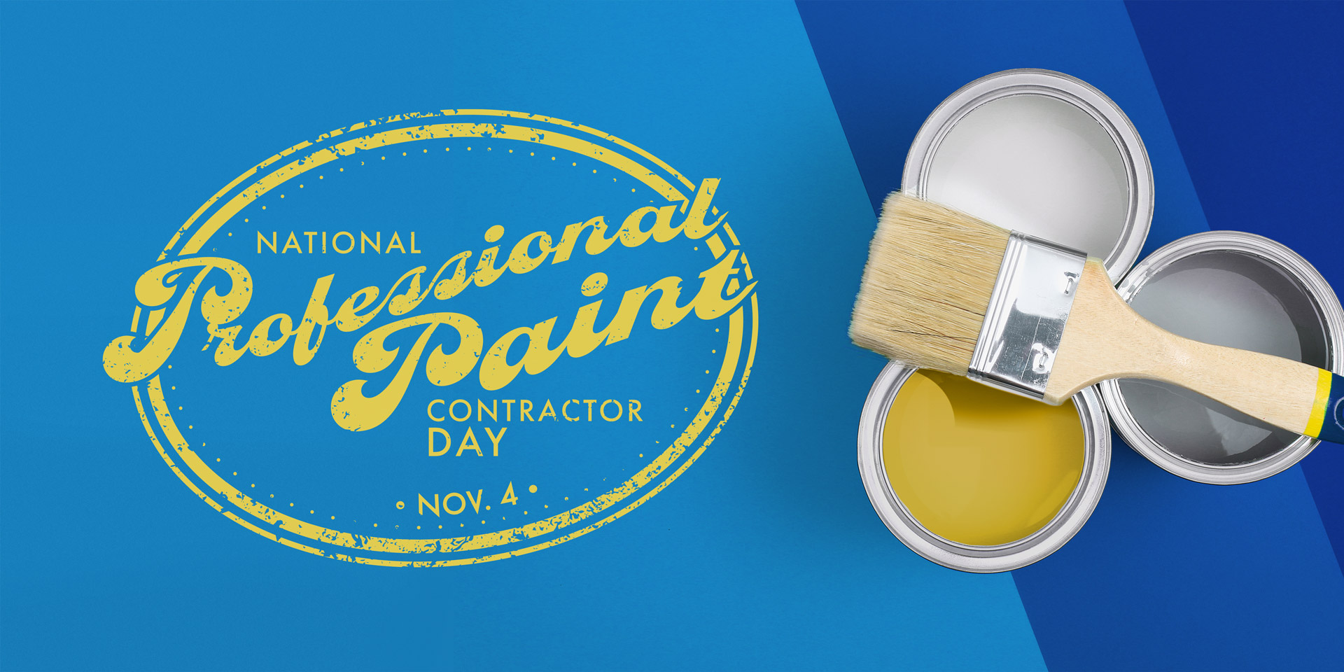 National Professional Paint Contractor Day